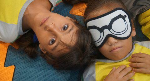criancas-meditando